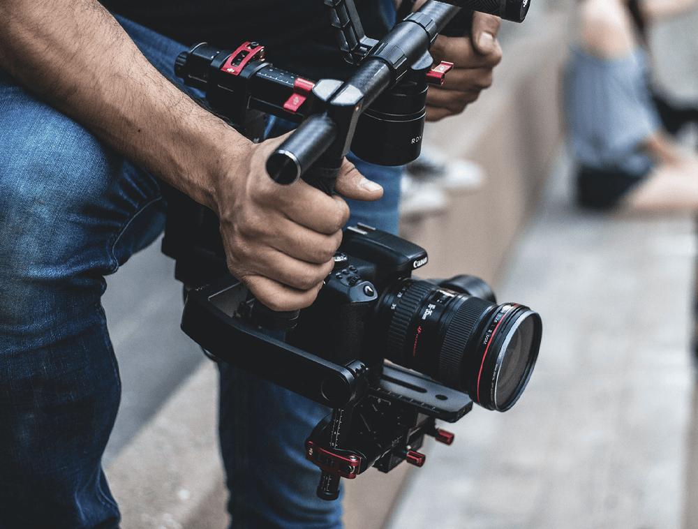 Natáčení spotů a dalších videí